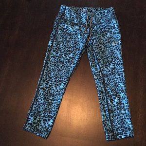 Nike Dri-Fit Leggings Leopard Print